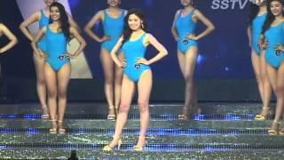 Download [SSTV] '2012 미스코리아', 진선미 7인의 '아찔한 수영복 워킹' 시선집중 Video