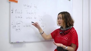 Download ″Used to″ (grammar) Video