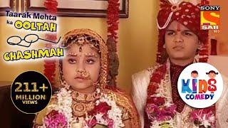 Download Tina's First Day With The Gada Family | Tapu Sena Special | Taarak Mehta Ka Ooltah Chashmah Video