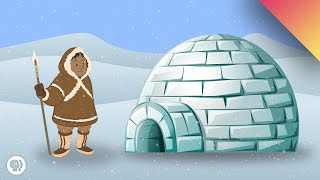 Download How An Igloo Keeps You Warm Video