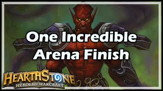 Download [Hearthstone] One Incredible Arena Finish Video