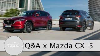 Download Neuer Mazda CX-5: Eure Fragen - Fabian antwortet (Qualität, Fahrwerk, Verbrauch) - Autophorie Video