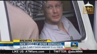 Download New Video Shows Release of Army Sergeant Bowe Bergdahl Video