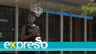 Download Nelson Mandela Children's Hospital Launch Video