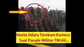 Download Hantu Udara Terekam Kamera Saat Parade Militer Pasukan Udara TNI AU Video