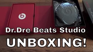 Download Beats by Dr. Dre Black Studio Edition Unboxing (New Box 2011) HD Video
