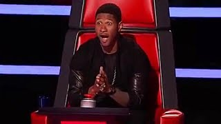 Download Top 10 performance Surprised coaches in The voice USA Auditions 2018 Video