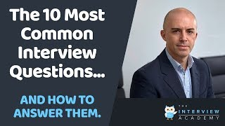 Download The 10 Most Common Job Interview Questions And How To Answer Them Video