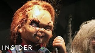 Download How Hollywood's Scariest Props Are Made Video