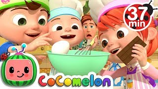 Download Pat A Cake 2 | + More Nursery Rhymes & Kids Songs - CoCoMelon Video