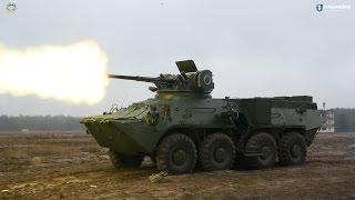 Download Точність вогню БТР-3ДА з бойовим модулем ″Штурм-М″ Video