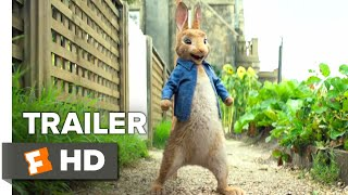Download Peter Rabbit International Trailer #1 (2018) | Movieclips Trailers Video