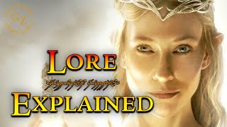 Download The History of Galadriel- Lord of the Rings Lore Video