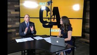 Download Ask Miami Heat reporter Ira Winderman LIVE 1/12/18 at 1:30 p.m. Video