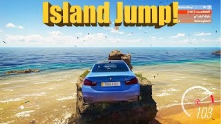 Download Forza Horizon 3 Demo Jump To ISLAND JUMP EASTER EGG And Secret XP Board Video