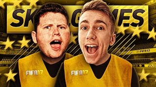 Download FIFA 17 2 PLAYER SKILL GAMES!! Video