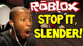 Download ROBLOX: STOP IT, SLENDER! - SCARY SCHOOL! - Part (1) Video