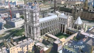 Download Royal Wedding Procession Route in 3D Video