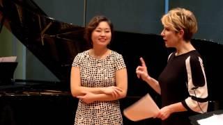 """Download Joyce DiDonato Master Class 2015: Rossini's """"Bel raggio lusinghier"""" from Semiramide Video"""