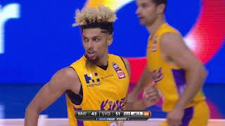 Download Brisbane Bullets vs. Sydney Kings - Game Highlights Video