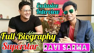 Download Who is Assamese Superstar Ravi Sarma? Full Biography of him, interview by Bhukhan Pathak. Video