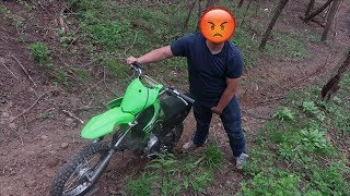 Download WE STOLE HIS PIT BIKE Video