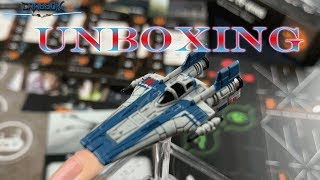 Download X-Wing - RZ 2 A-Wing Unboxing Video