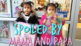 Download Spoiled by Mama and Papa! - December 03, 2016 - ItsJudysLife Vlogs Video