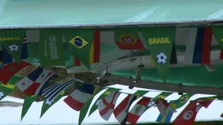 Download Study finds majority of Brazilians not interested in World Cup Video