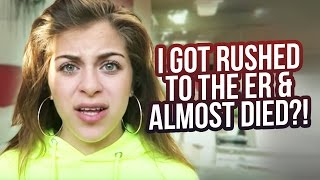 Download STORY TIME: I GOT RUSHED TO THE ER & ALMOST DIED?! | Baby Ariel Video