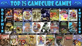 Download Dolphin Emulator | Top 25 Nintendo GameCube Games of All Time! [1080p HD] Video
