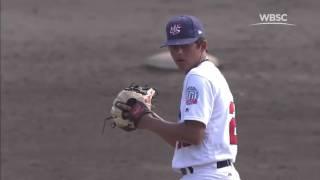 Download Highlights: USA v Cuba - WBSC U-15 Baseball World Cup 2016 Video