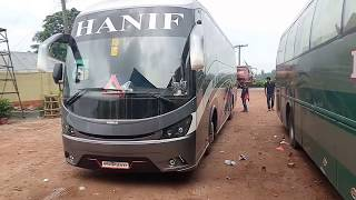 Download Travel experience on Hanif Hino RN SKS E5 V2 Dhaka to Rangpur first commercial trip part 1 Video