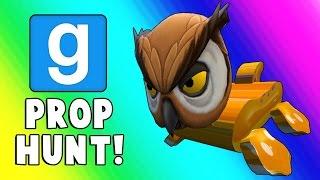 Download Gmod Prop Hunt Funny Moments - Snack House & Barrel Room! (Garry's Mod) Video