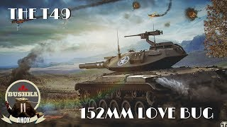 Download The T49 Love Bug World of Tanks BLitz OMG ITS SO MUCH FUN Video