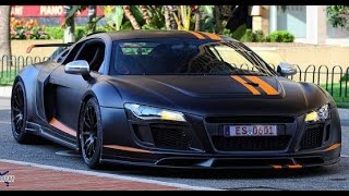 Download AUDI R8 COMPILATION Video
