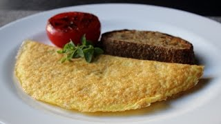 Download Parmelet - Crisp Parmesan Omelet - Easy Cheesy Inside-Out Omelet Technique Video