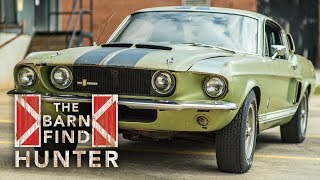 Download Original Shelby GT500 and Days of Thunder Charger | Barn Find Hunter - Ep. 5 Video