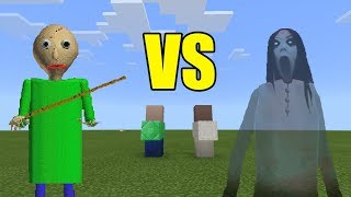Download Baldi vs Slendrina | Minecraft PE Video