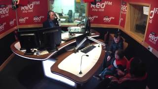 Download Tomás Browne Talks To Neil Prendeville | Cork's Red FM 104-106 FM Video