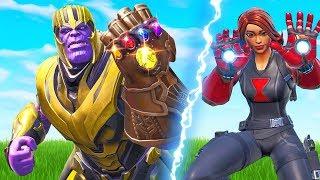 Download *NEW* Thanos Vs. Avengers Mode In Fortnite! Video