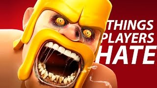 Download 10 Things Clash of Clans Players HATE Video