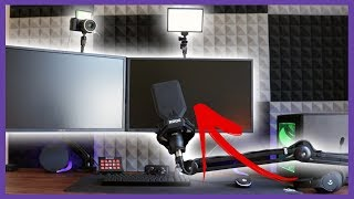 Download BUILDING THE ULTIMATE STREAMING SETUP (+ ELECTRIC STANDING DESK) Video
