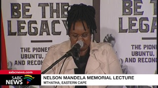 Download Prof Lumumba delivers the Nelson Mandela memorial lecture, 17 July 2018 Video