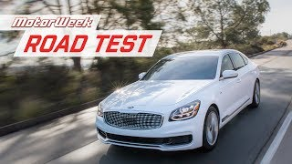Download The 2019 Kia K900 is a True Luxury Sedan Experience   MotorWeek Road Test Video