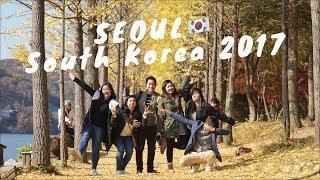 Download Seoul, South Korea: Autumn 2017 (Watch in HD) Video