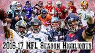 Download 2016-17 NFL Season Highlights Video