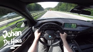 Download 2017 BMW X5 M 575 hp POV test drive GoPro Video