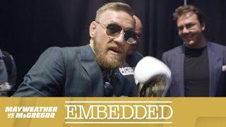 Download Mayweather vs McGregor Embedded: Vlog Series - Episode 4 Video