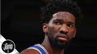 Download Will win 76ers' vs. Wolves - and Joel Embiid's fire tweet - unite the team? | The Jump Video